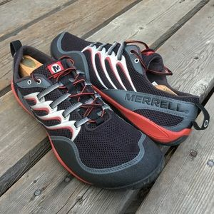 MERRELL TRAIL GLOVE Minimalist Barefoot Running